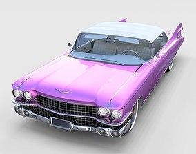 3D model 1959 Cadillac Eldorado Biarritz Top rev