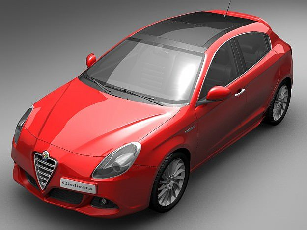 Alfa Romeo Giulia Spider hire rental in Italy  Sprintage