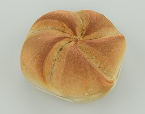 3d scan bread roll - wolfmayr semmel 1