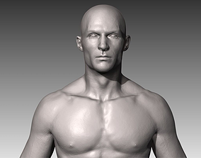 3D Realistic White Male and Female Bundle
