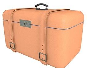 Leather Bag household 3D model