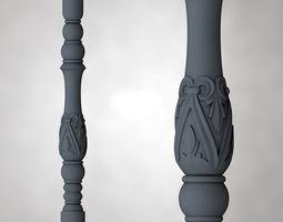 orthodox baluster 3D printable model