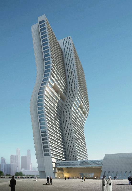 exotic business skyscraper 3d model max 1 ...