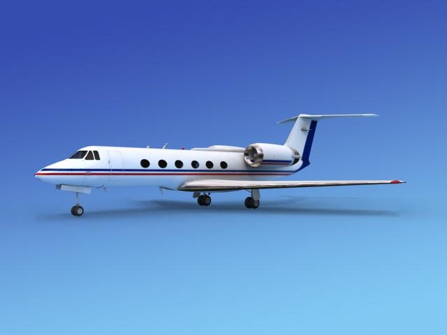 Grumman Gulfstream IV V13