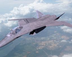 X-02 Wyvern 3D model