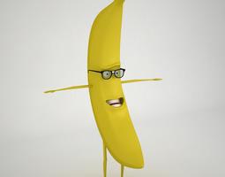 Hermes Banana 3D