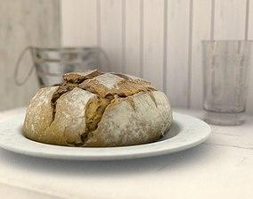 3D Broa - Bread - Scan 20k