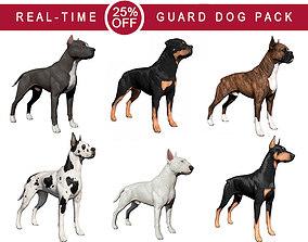3D model Guard Dog Pack