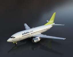 boeing 737 500 3D