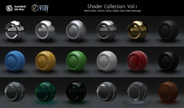 Vray Car Paint Material Free Download