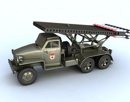 3D model Studebaker bm 13
