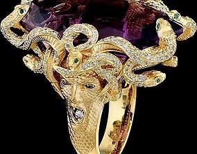 Ring medusa 10393 3D print model