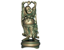 3D print model 3D model realtime Maitreya culture
