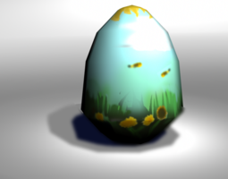 Missy s Easter Egg 3D model