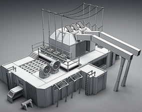 3D model Moon House