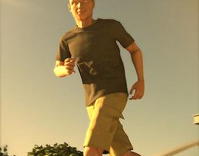 3D Jogging Male