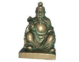 3D printable model God of wealth
