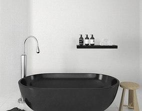 Bathroom furniture 13 am168 3D model