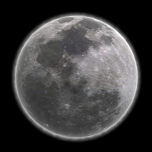 3d Moon Cgtrader