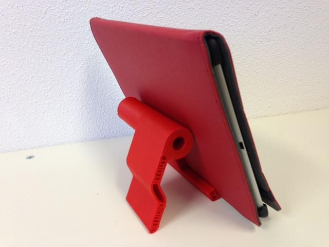 Ipad Tablet Folding Foldable Stand Adjusta 3d Model 3d