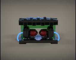 Future Generator 3D model