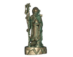 3D asset God of Longevity