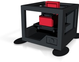 Free electronics 3d print models get free 3d electronics 3d printer models free