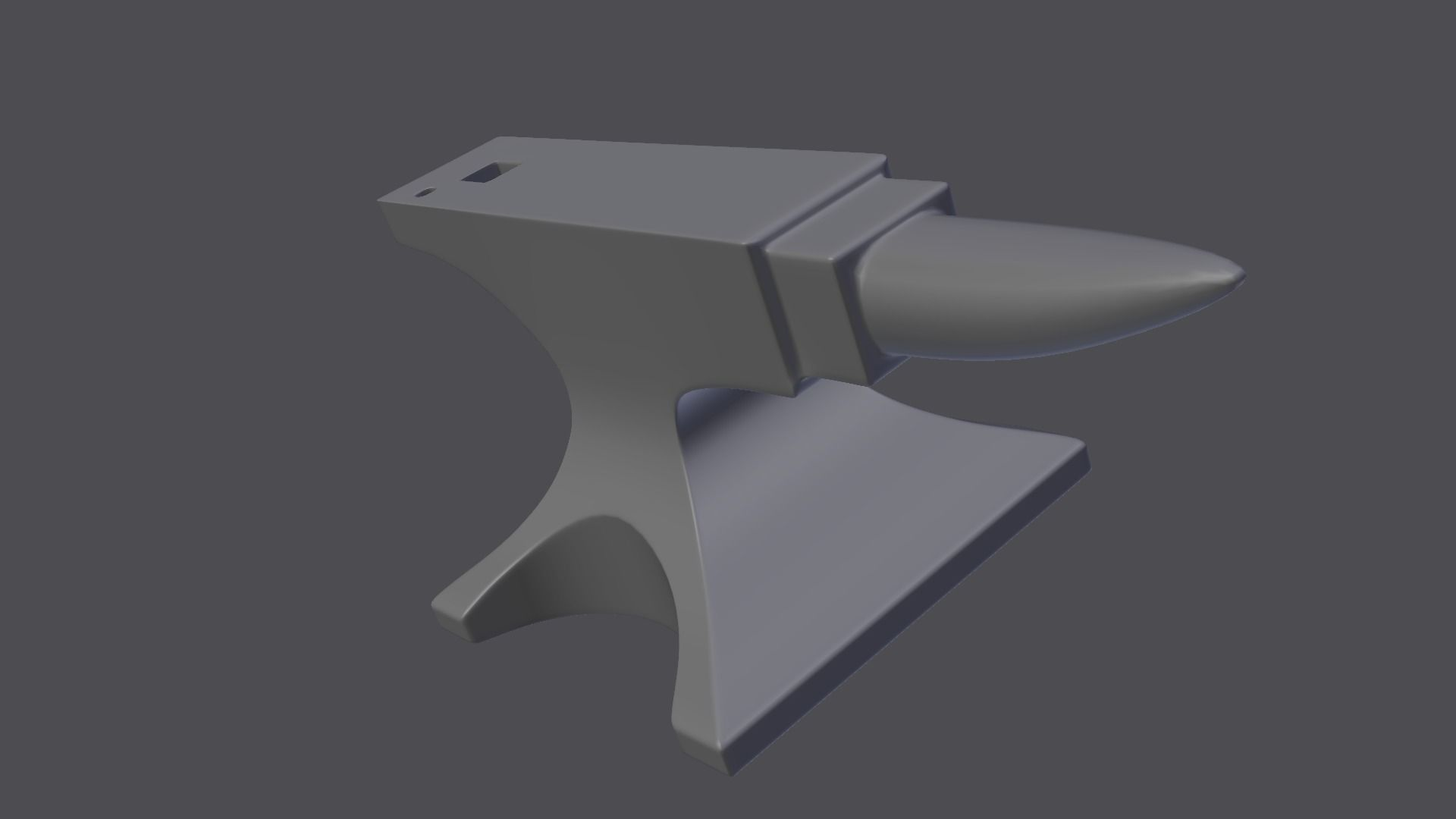 Anvil Cycles Blender | 3D model