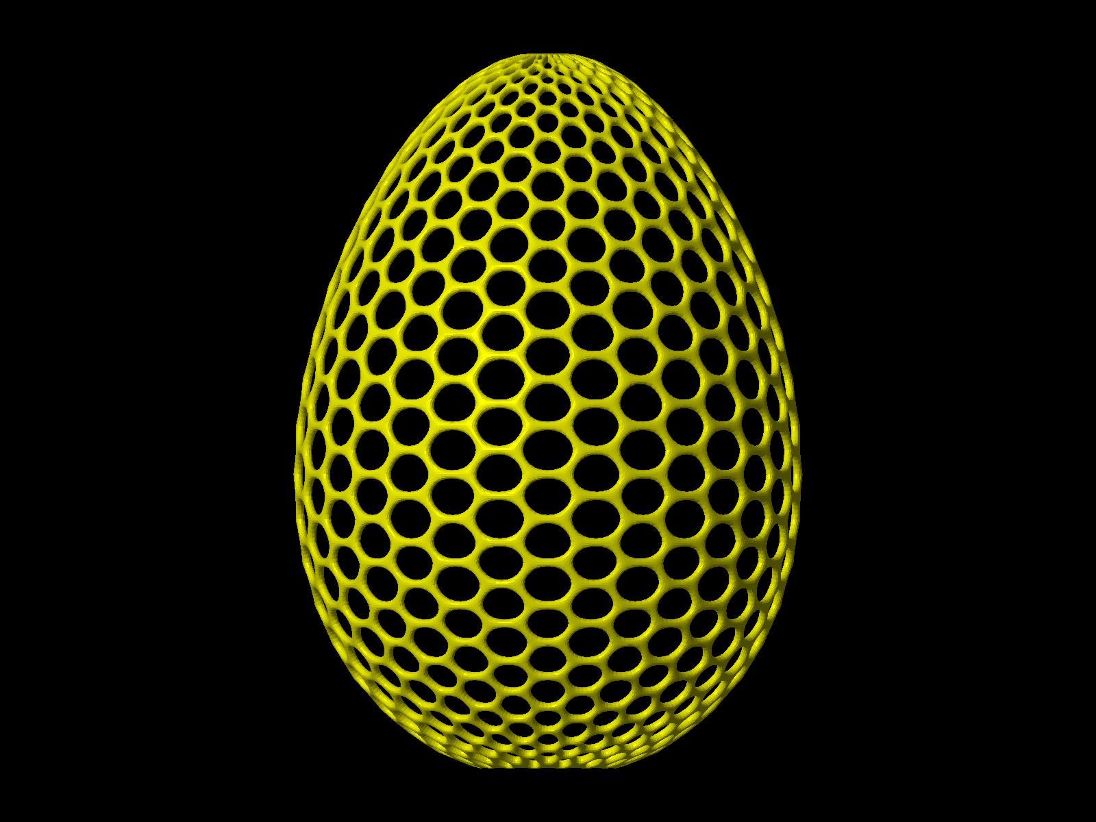 Eggshell Lampshade