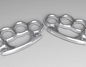 Brass Knuckles fight 3D