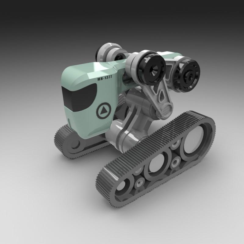 Tread Bot 2 0
