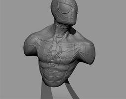 Spider-man 3D printable model