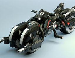 3D armed bike