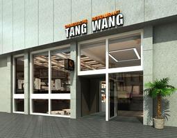 Tang Wang Restaurant 3D