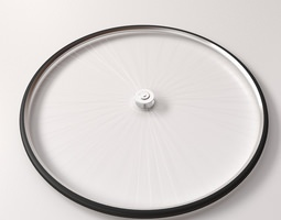 Bicycle Tire 3D model