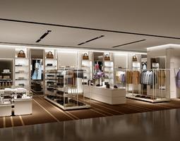 3D model MIA Store