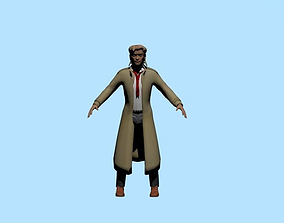 3D asset Constantine