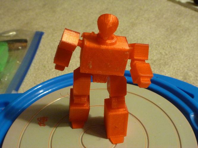 radio robot aaa 3d model stl 1