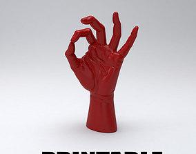 Hand ok printable