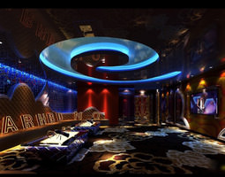 3D Exquisite Club
