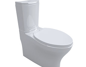 3D model Toilet-001