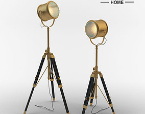 Floor Lamp Gramercy Home 3D model