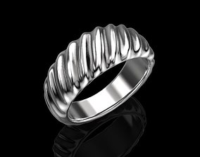 3D print model Ring male pigtail