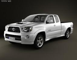 Toyota Tacoma XRunner 2011 3D