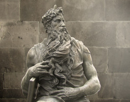 Moses 3D printable model