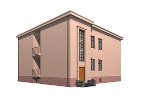 3D Town House