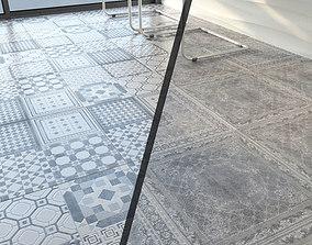 Oneker Tile Set 3D interior