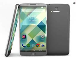 3D Generic Smartphone 6 Inch