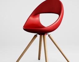 Tonon Lucky chair 3D model