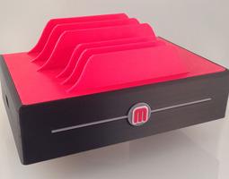 3D printable model USB Charging Station